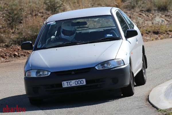 Ron Norris Ford >> CAMS NSW Hillclimb Championship » Driver Gallery