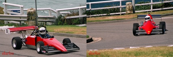 Dave Morrow (Left) claimed 2nd Outright & Stephen Hooker (Right) finished 3rd in the Jedi - Image courtesy Eileen Barlow