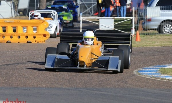 REPORT: 2015 R7 Tamworth Hillclimb