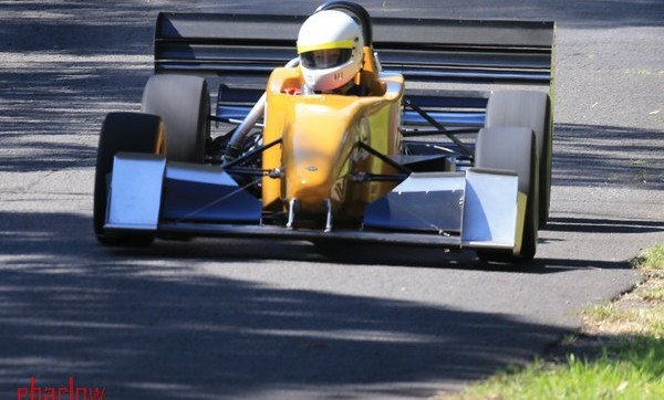 REPORT: 2015 R9 Huntley Hillclimb