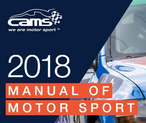 CAMS manual of motorsport