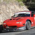 Kendall O'Connor won 2A Sports cars over 1600cc class in his turbo MX5