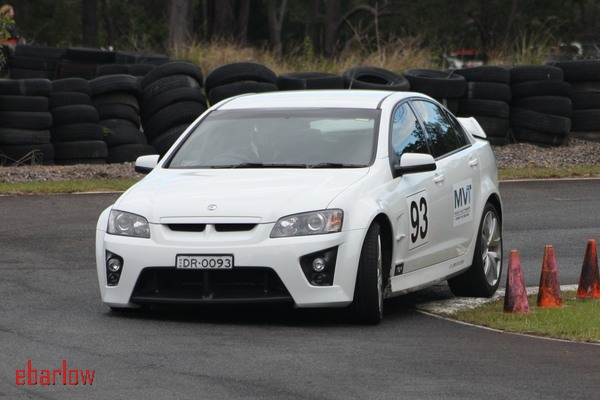 Ron Norris Ford >> CAMS NSW Hillclimb Championship » ARCHIVED REPORT: Grafton Hillclimb RD 5 2009